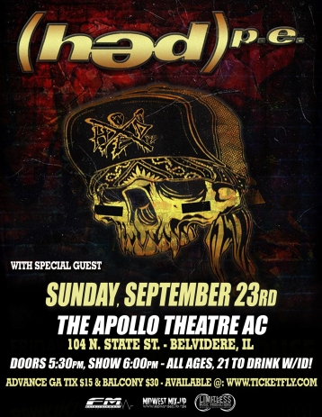 Hed Pe Apollo